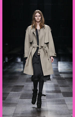 Burberry Prorsum- Womenswear