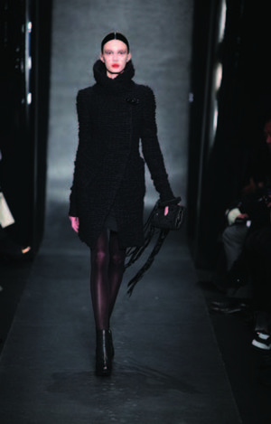 Donna Karan New York Fall 2010 Fashion Show