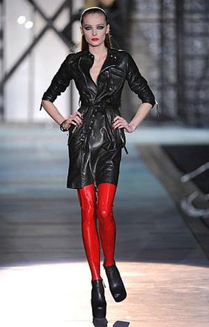 DSquared2 Fall / Winter 2010 Milan Fashion Week