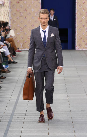 Louis Vuitton Men?s Show Spring / Summer 2012