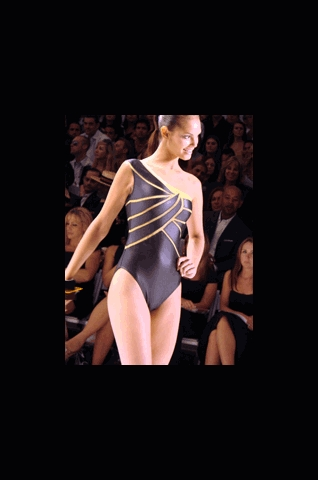 Gottex swimwear - Sharon Haver - FocusOnStyle com