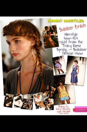 Get the runway hairstyles
