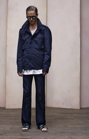 ACNE MENSWEAR COLLECTION SPRING/SUMMER 2011