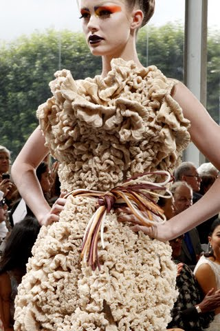 John Galliano for Chritian Dior Haute Couture Fall 2010