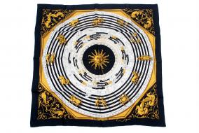 Classic Hermes  scarf