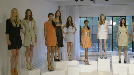 Silvio Liu- Spring 2011 Collection