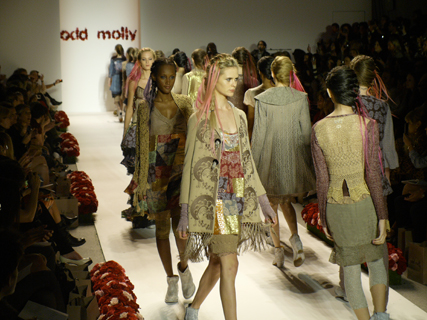 odd Molly - Spring 2011 Fashion Show