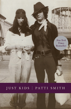 In Just Kids, Patti Smith's first book of prose, the legendary American artist offers a never-before-seen glimpse of her remarkable relationship with photographer Robert Mapplethorpe in the epochal days of New York City and the Chelsea Hotel in the late sixties and seventies.  An honest and moving story of youth and friendship, Smith brings the same unique, lyrical quality to Just Kids as she has to the rest of her formidable body of work—from her influential 1975 album Horses to her visual art and poetry.