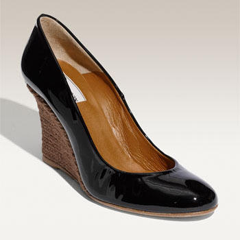 Lanvin espadrille wedge pumps, like Kate's!