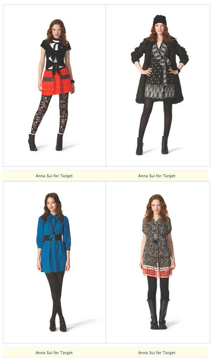 Anna Sui for Target