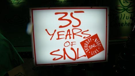 35 years of SNL