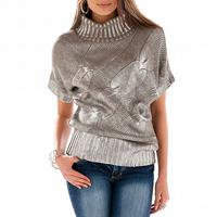 BabyPhat Foil Print Sweater