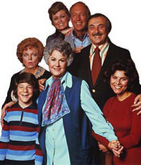 "In case you don't get Sharon's ""Maude"" reference, in the 1970's sitcom, Bea Arthur's character almost always wore a scarf or neck wrap."