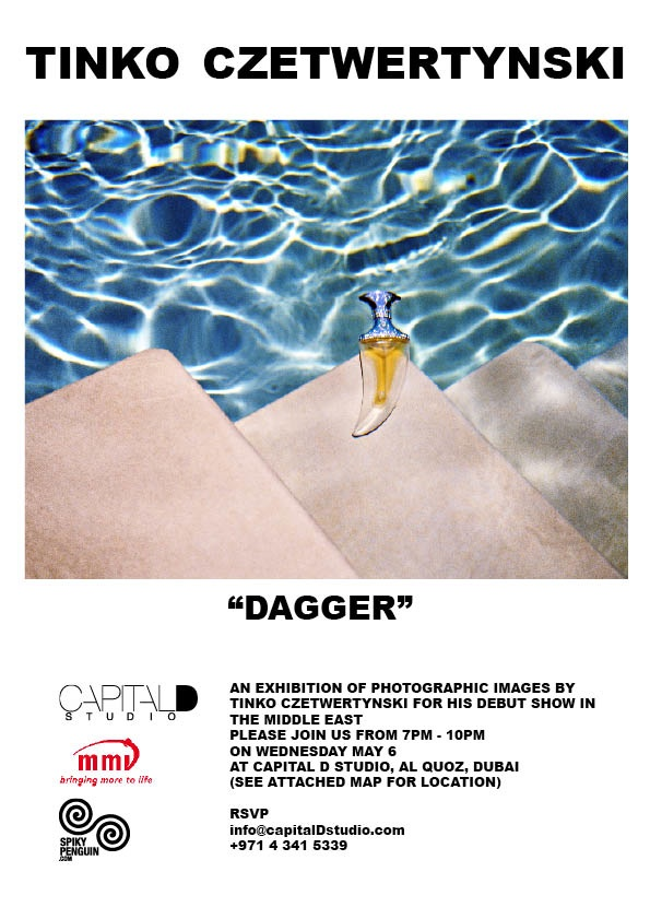Dagger Photography Exhibition in Dubai