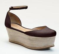 Derek Lam Stacked Wedge Platform Pumps at Saks.com
