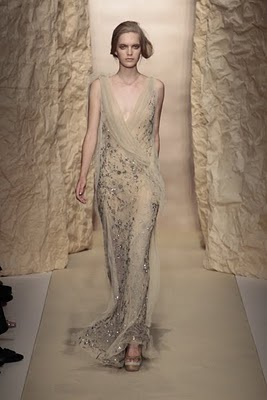 Donna Karan spring / summer 2011 collection