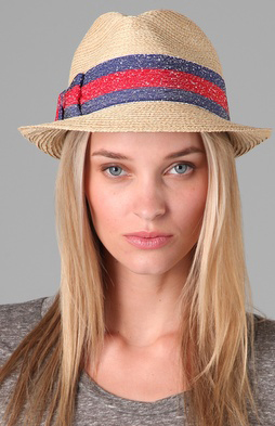 3a85246c9a3 How To Pull Off A Summer Straw Hat - Sharon Haver - FocusOnStyle.com