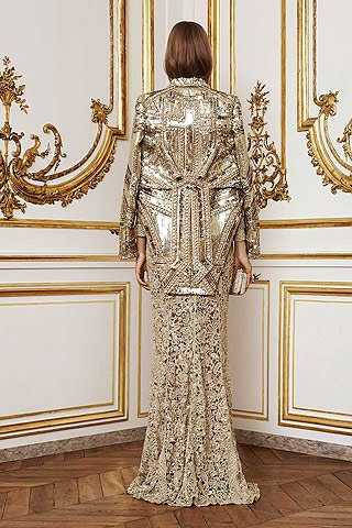 Riccardo Tisci for Givenchy Haute Couture fall 2010