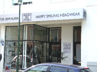 Happy Smiling Headwear