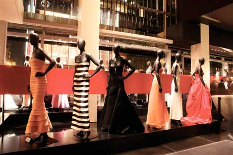 Inside the Armani Red Carpet Retrospective