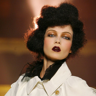 More rich beauty at John Galliano