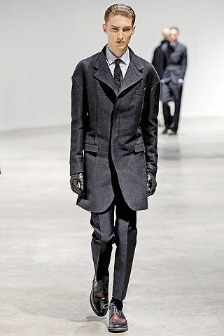 Lanvin Menswear Collection, Fall 2010 Paris