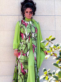 The Caftan in 1969