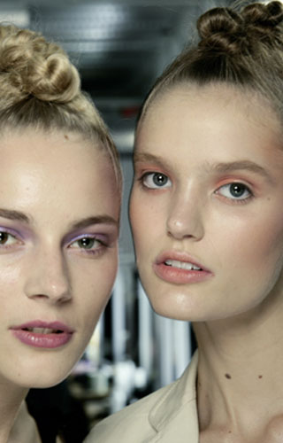 Makeup at Richard Nicholl