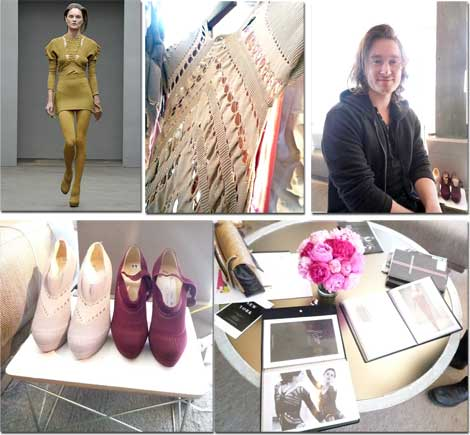 London Fashion Designers Pay New York A Visit Sharon Haver Focusonstyle Com