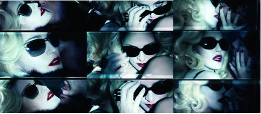 Madonna in the MDG campaign