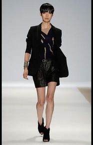 NY Fashion Week: Yigal Azrouel Spring / Summer 2010