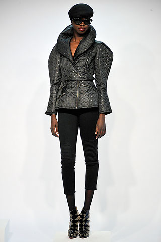 Stephen Burrows Fall 2010 New York Fashion Week Presentation