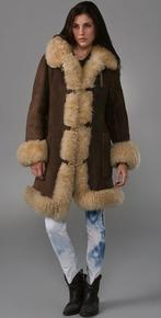 Shearling Coats stylish enough to wear in the city - Sharon Haver ...