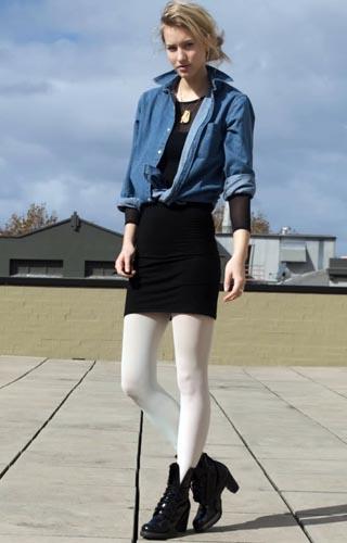 9e105a1230c 4 Ways to Wear a Denim Shirt - FocusOnStyle.com