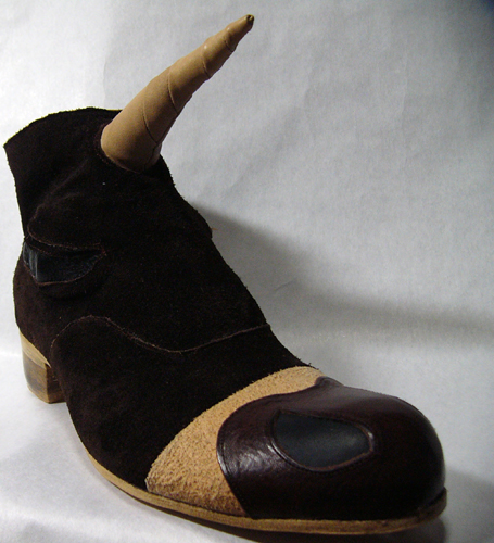 Wearable Art For Your Feet by Japanese Shoe Designer Tetsuya Uenobe