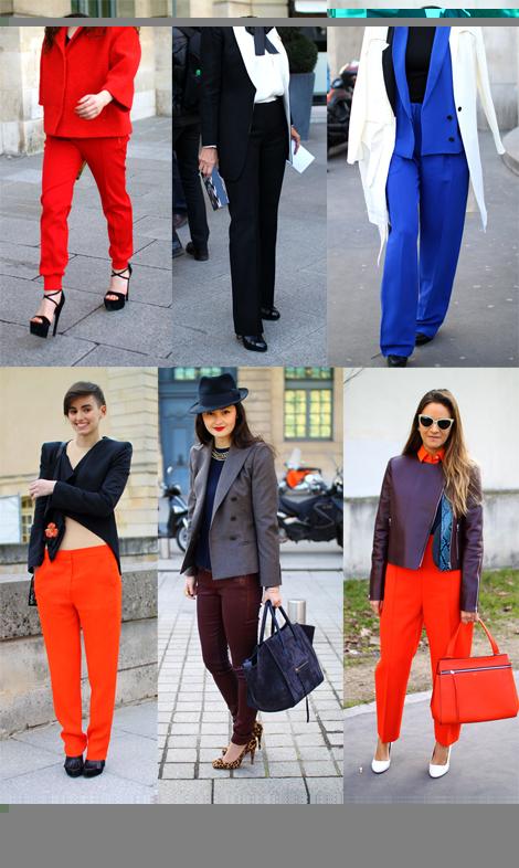 Modern Pantsuits