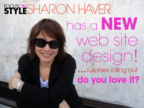 FocusOnStyle.com- new fashion website design