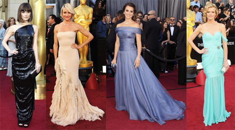 Red Carpet Oscar Dresses And Their Chic Celebrity Inspired Looks For Less