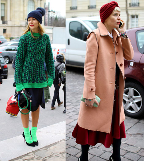 Paris Fashion Week- Chic & Fun hats