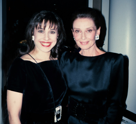 97bc00f3f23 What happened when I met my style icon Audrey Hepburn-- FocusOnStyle.com